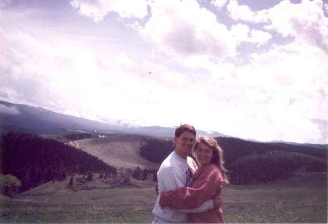 JeffandNan_Wyoming1992